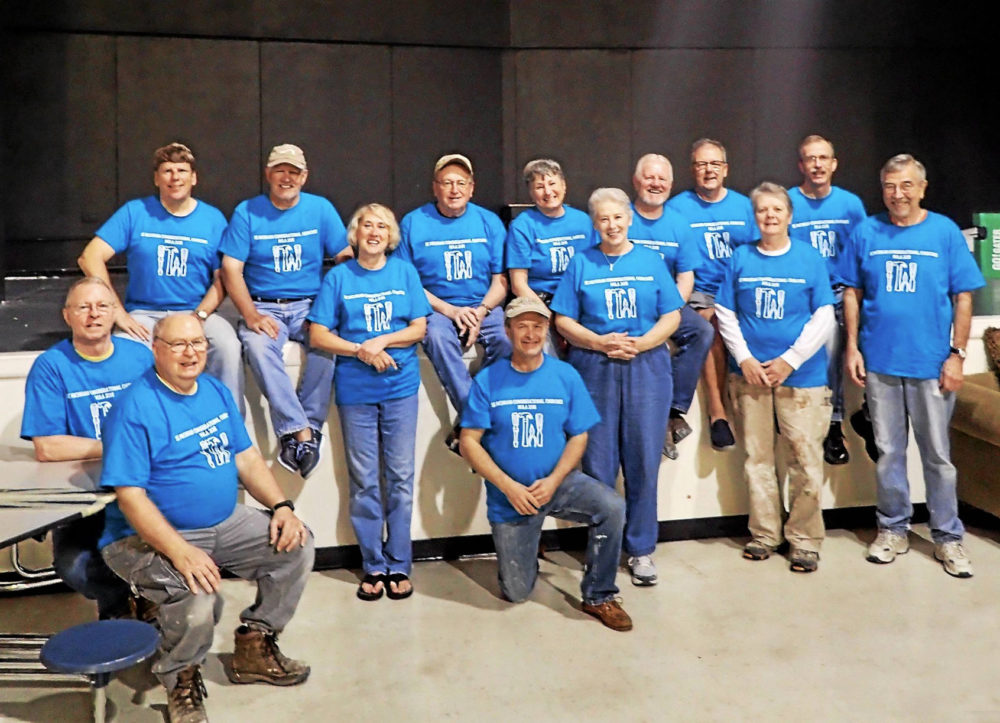 Members of local Congregational Churches volunteer in New Orleans